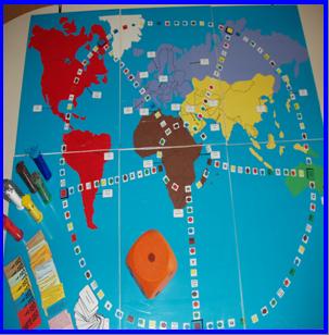 Le tour du monde des droits de l'enfant